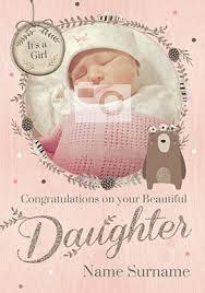 Newborn Congratulation Card Baby Congratulations Cards Make It Special Funky Pigeon