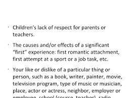 respect towards parents essay respect for parents scholastic