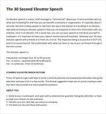 Elevator Pitch Examples For Students Elevator Pitch Examples Pdf How To Write An Elevator Pitch Eclipse