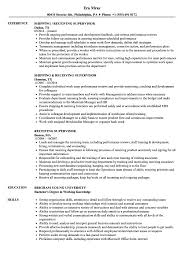 shipping and receiving resume. Receiving Supervisor Resume Samples Velvet Jobs