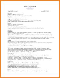 Resume Sample Picture Resume For College Freshmen Freshman Template Sample Student Create 30