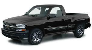 2000 Chevrolet Silverado 1500 Information