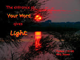 Free Stock Photo 10838 God's Word Gives Light | freeimageslive