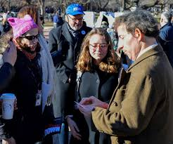Proudly representing maryland's 8th district #md08 in congress. In New Democratic Congress Raskin Poised For Bigger Role Politics Government Fredericknewspost Com