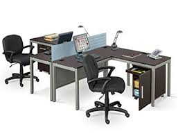 person office desk. Two-person-corner-desk Person Office Desk