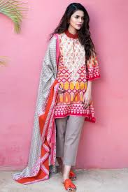 Casual Dress Designs Images 2018 Khaadi Latest Summer Lawn Dresses Designs Collection 2018
