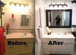 Small Picture 56 Diy Bathroom Remodel On A Budget Budget Bathroom Makeover