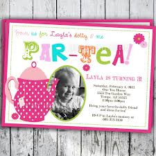 tea party birthday invitations in support of presenting easy on the eye outlooks of birthday invitation cards invitation card design 14 source pіcsearch