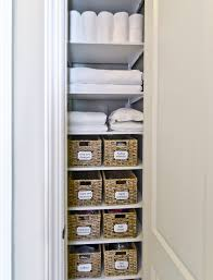 closet in bathroom closet transitional with storage systems storage systems home storage