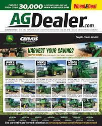 Brillion Landscape 64 Seeder Chart Wheel Deal Alberta Sep 12 2016 By Farm Business