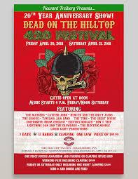 Concert Poster Design Entry 110 By Alberhoh For 420 Deadhead Concert Poster