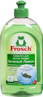 "<b>Средство для мытья</b> посуды ""<b>Frosch</b> Лимон"", 500 мл — купить в ..."
