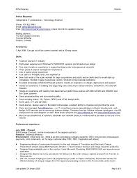 ... Sample Resume Word Format Brilliant Ideas Of Ms Word Format Resume  Sample In ...
