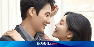 kim so yeon performs a kiss scene at