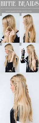 Hair Style Pinterest best 25 hippie hair styles ideas hippy hair styles 3837 by wearticles.com