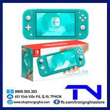 Máy Chơi Game Nintendo Switch Turquoise [ mới 100%] tốt giá rẻ