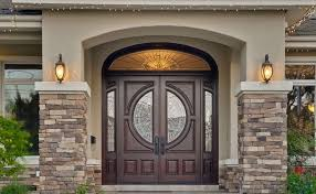 diffe types of glass that front doors can feature stained glass front door