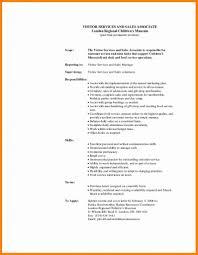 Sales Directore Job Description Resume For Associate Online Builder