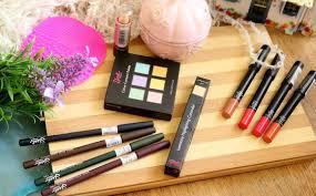 sleek makeup haul 2016 uk
