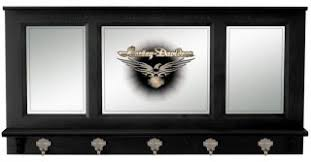 Harley Davidson Coat Rack Harley Davidson Fuel Tank Bar Shield Decals New 100 100 79