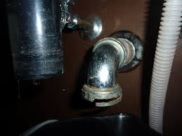 removing kitchen drain pipe from wall pipe1 jpg