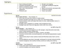 Work History Resume Order Free Resume