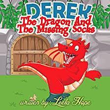 derek the dragon and the missing socks beginner books for kids book 3 by