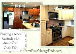 painted kitchen cabinets with chalk paint chalk paint kitchen cabinets before and after chalk paint kitchen