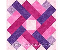 Siena Square quilt block pattern paper pieced quilt patterns & 🔎zoom Adamdwight.com