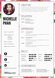 Attractive Resume Templates Free Download Attractive Resume Template shalomhouseus 31
