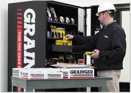 Grainger Vending Machines Custom Grainger KeepStock