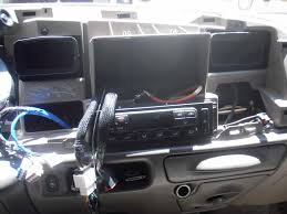 aftermarket stereo installation ford truck enthusiasts forums now for the wiring i used a wiring harness so no wires would get cut easy enough job when you can do it right at the workbench