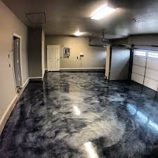 epoxy flooring garage. Simple Garage Cool Epoxy Grey Paint Ideas For Garage Floors More Throughout Flooring