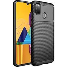 TheGiftKart Rugged <b>Carbon Fibre</b> Samsung Galaxy M21: Amazon.in ...