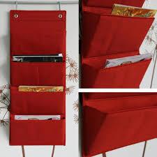 Fabric Magazine Holder Free shipping trade magazine storage rack books cloth Bag Storage 33