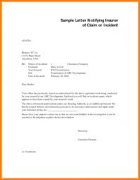 Format Of Incident Report Letter Sample Christinegloria Us