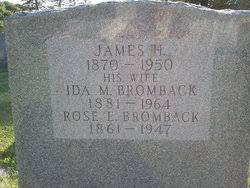 Ida May Bromback Doyle (1883-1964) - Find A Grave Memorial