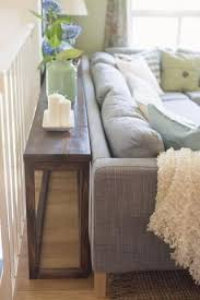 sofa table behind couch against wall. Table Behind Sofa Against Wall Ezhandui Com Couch E