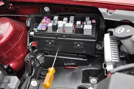 drl question chevy bu forum chevrolet bu forums lift this side of fuse box to this level screwdriver being used to hold it for the picture