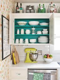 Decorating Kitchen Shelves Kitchen 10 Ideas For Decorating Above Kitchen Cabinets Hgtv With