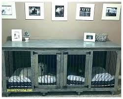 dog crate coffee table diy end crates white top plans furniture