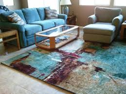 mohawk home aqua fusion area rug 2 x 5 awesome home accent rugs wamconvention