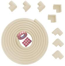 table edge guard. table edge guard \u0026 corner bumpers for baby proofing - easy to install, extra tape t