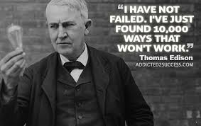 Thomas Edison Quotes Gorgeous 48 Memorable Thomas Edison Quotes