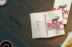 book psd mockups creator ebook hero header creator book cover designbook designpaperback