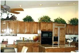 decor above kitchen cabinets. Above Kitchen Cabinets Decor Creative