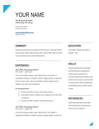 Download Resume Format Free Latest Resume Format Download Latest Resume Format Free Download 19