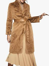 Women's Faux <b>Fur Jackets</b> | Outerwear | <b>John</b> Lewis & Partners