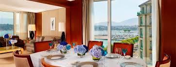 Hotel President President Wilson Suite Hotel President Wilson Geneva