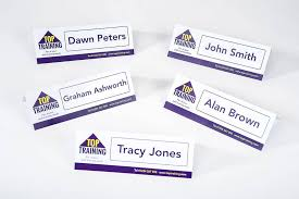 Training Name Cards Tent Cards Name Tents The Training Manual